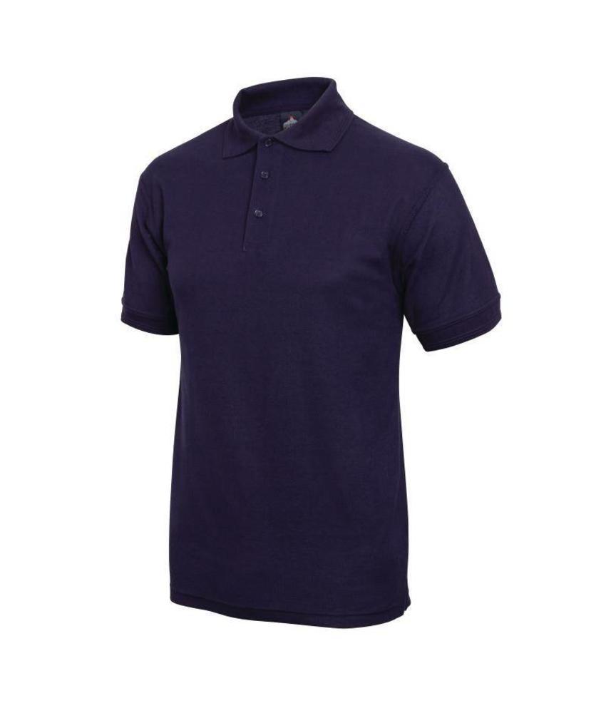 Poloshirt donkerblauw