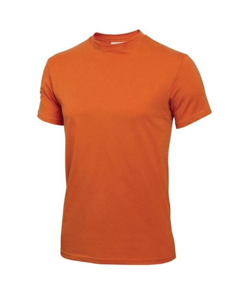 Chef Works unisex T-shirt oranje