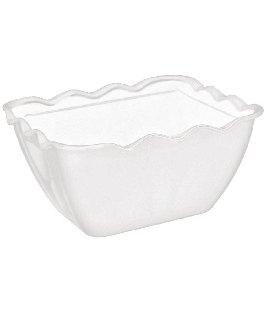 Kristallon Kristallon buffetschaal wit 0,75L