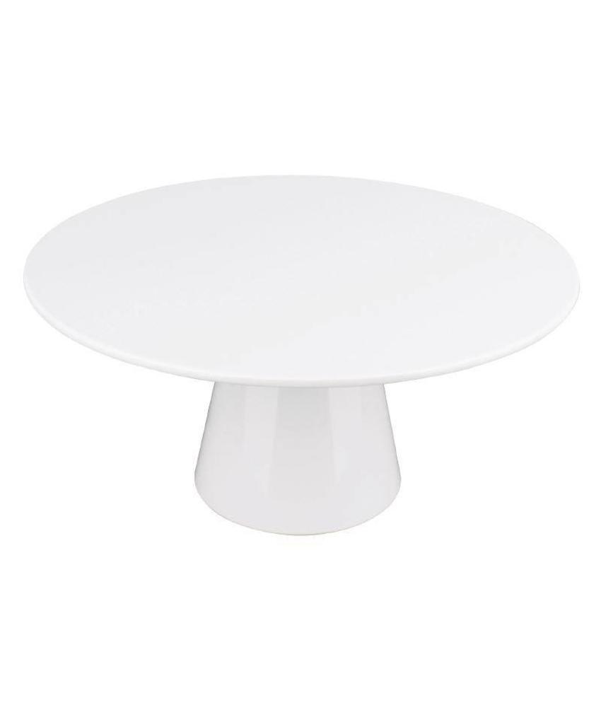 Kristallon Kristallon melamine taartstandaard rond 36cm