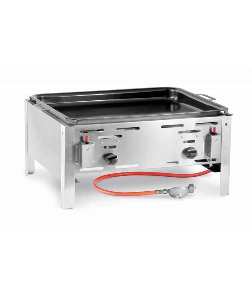 Hendi Gasbarbecue Bake-Master Maxi 650x540x(H)300