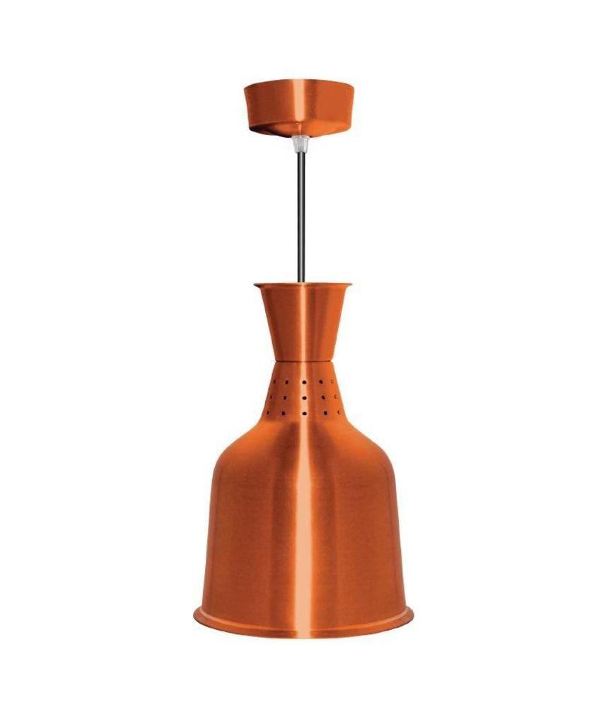 Buffalo Buffalo aluminium warmte lamp brons kleur