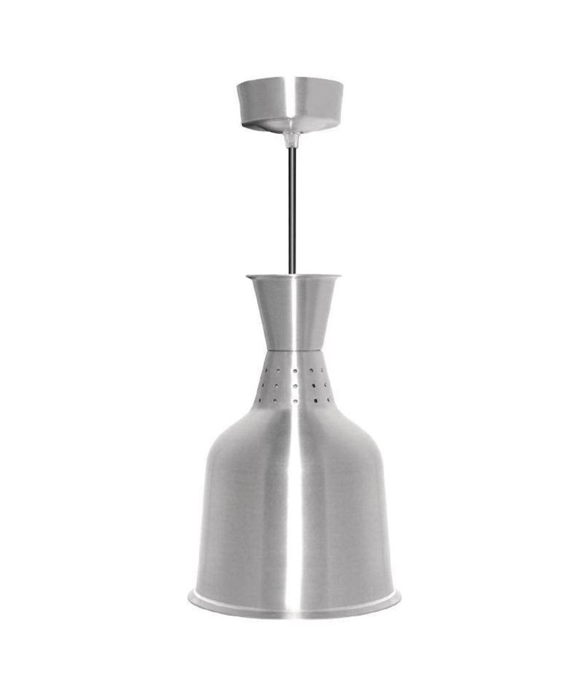 Buffalo Buffalo aluminium warmte lamp zilver kleur