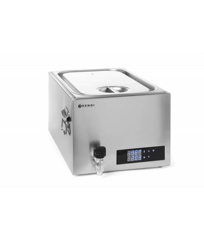 Hendi Sous-vide System GN 1/1 20 l 600x330x300 mm 230V 600W