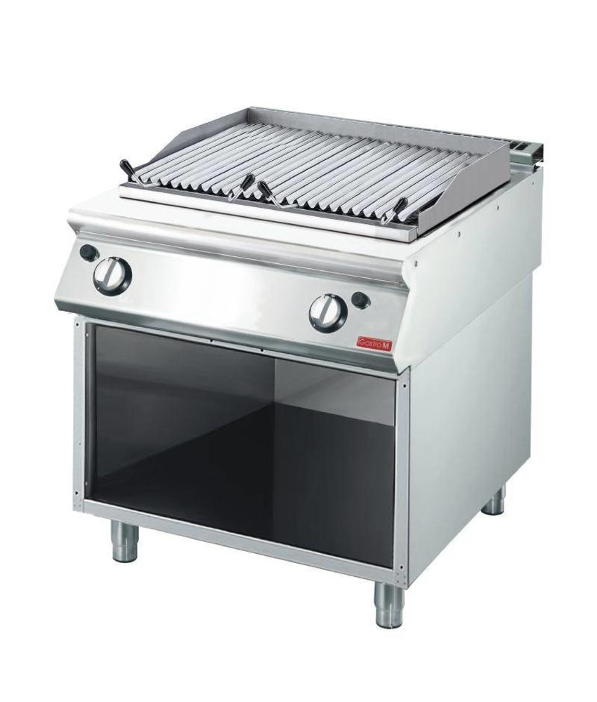 GASTRO-M Gastro M lavasteen grill 70/80 GRL