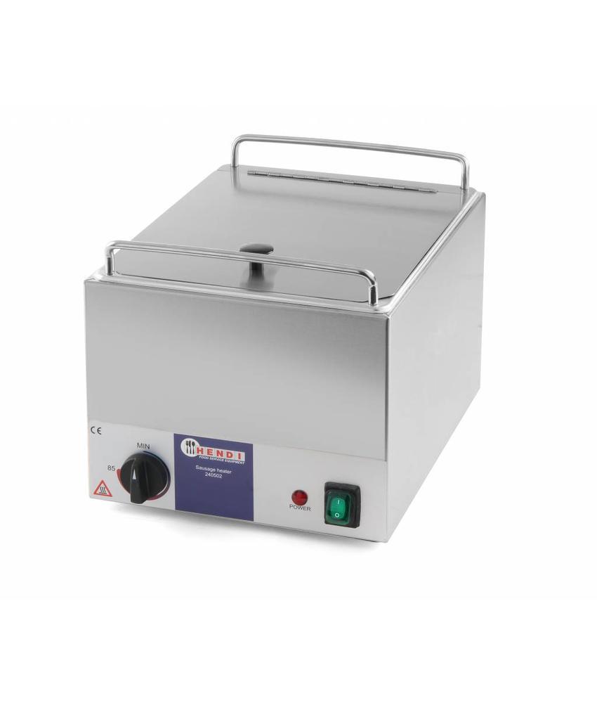 Hendi Worstenwarmer 10 l 230V 1000W Kitchen Line
