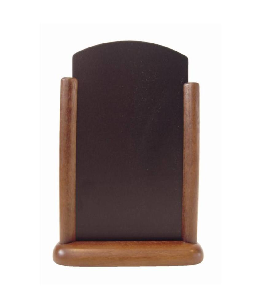 Securit Securit tafelbordje bruin 21x15cm