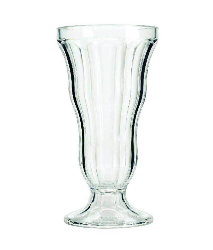 Polycarbonaat sundae glas 34cl 12 stuks