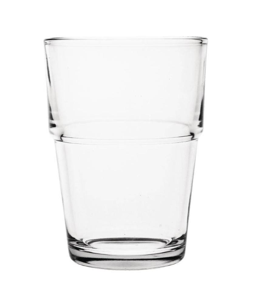Olympia Olympia stapelbare tumbler gehard glas 20cl 12 stuks