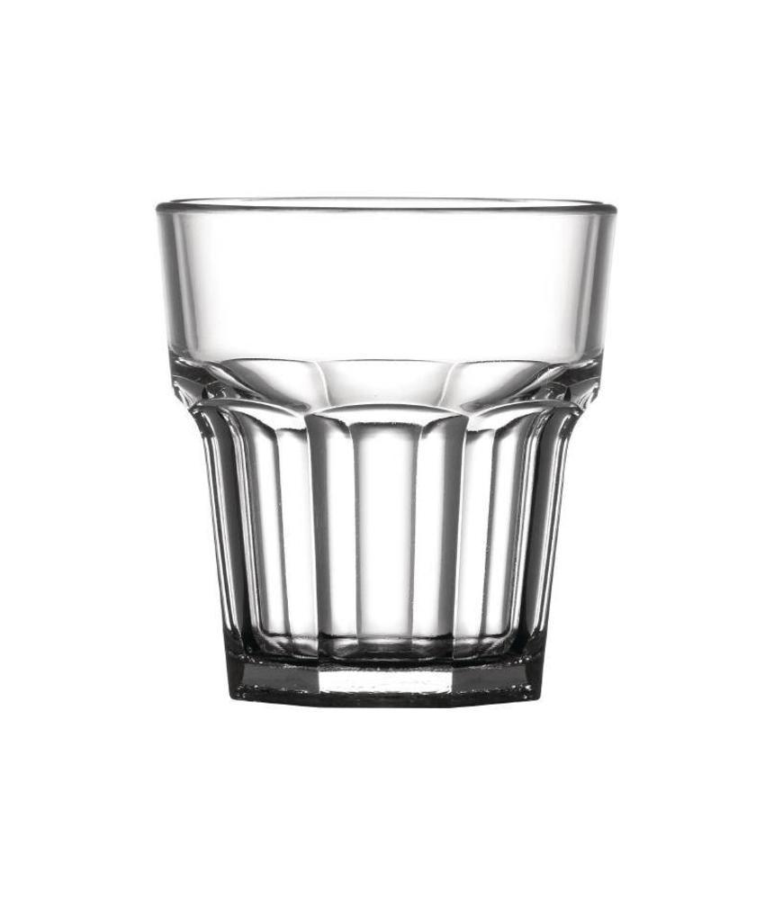 BBP Polycarbonaat drinkglas American 25cl 36 stuks
