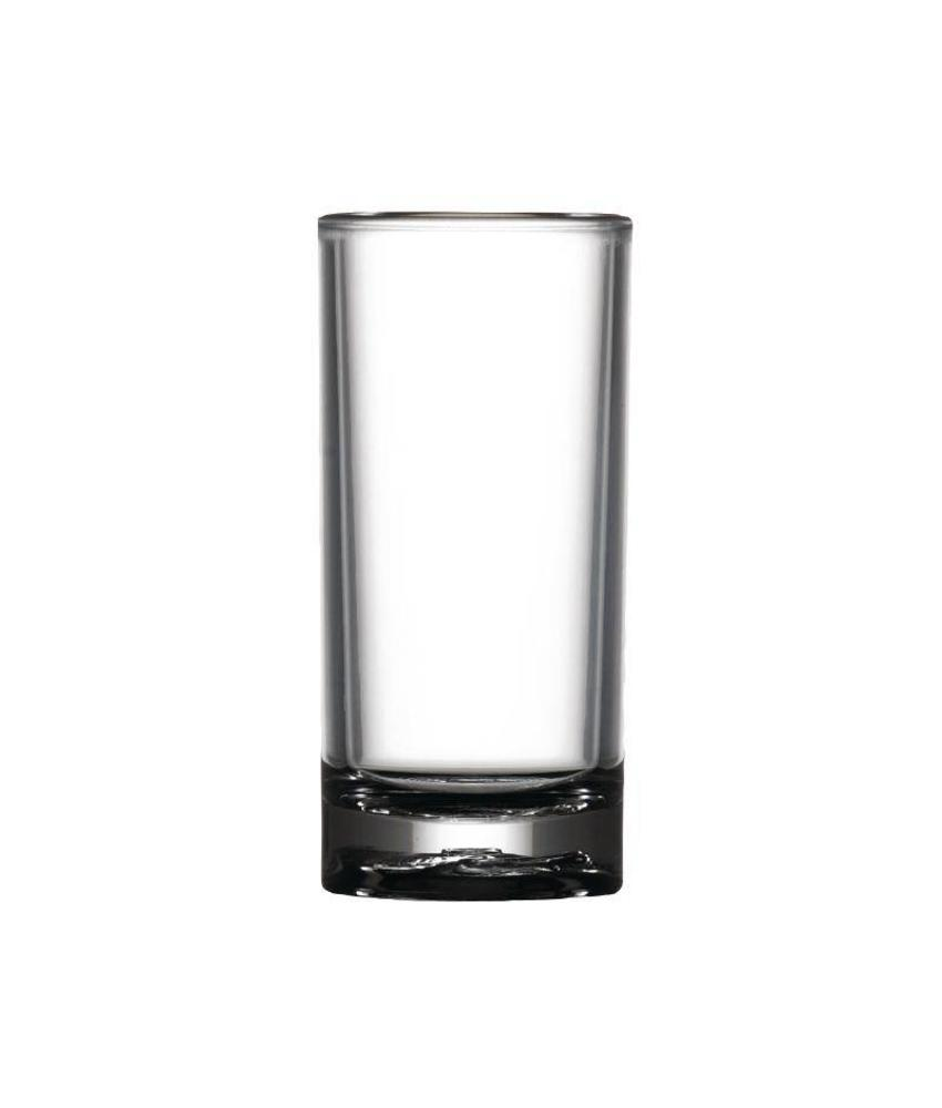 BBP Elite polycarbonaat CE shot glas 5cl 24 stuks