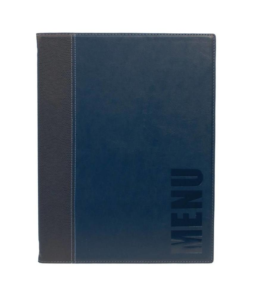 Securit Securit menumap Trendy A4 blauw