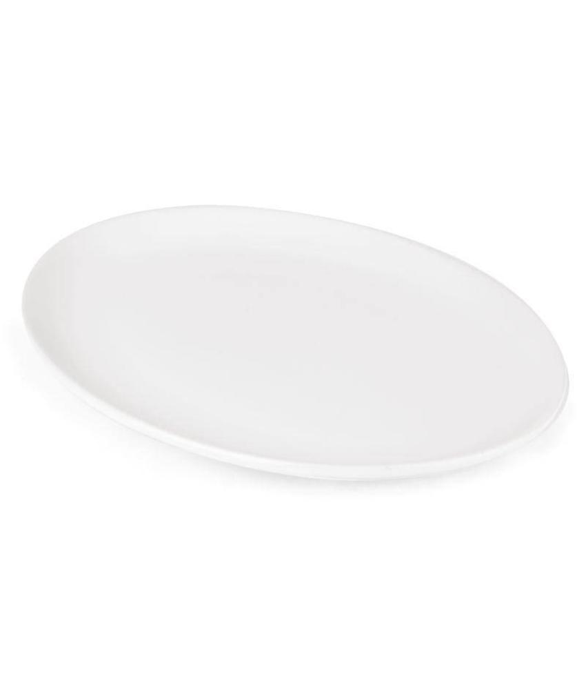 Athena Hotelware Athena Hotelware ovale coupe borden 30,5 x 24,1cm 6 stuks