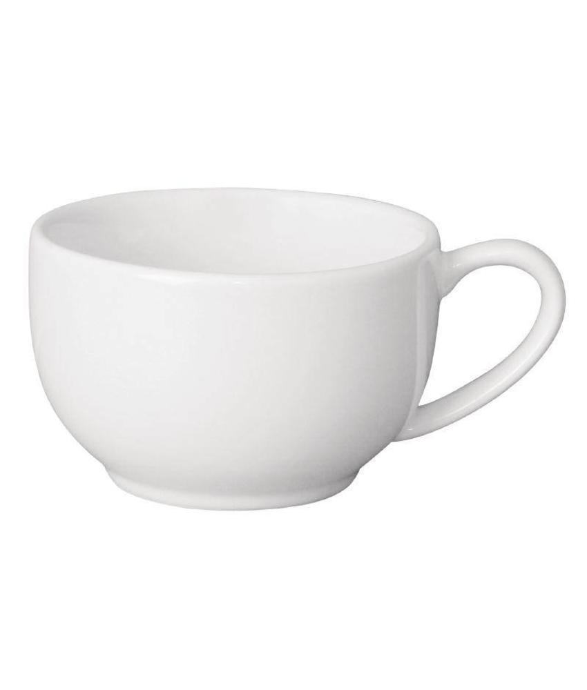 Olympia Olympia koffie kop wit 23cl 12 stuks