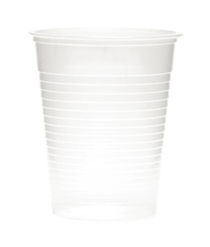 Diposable waterglas 21cl 2000 stuks