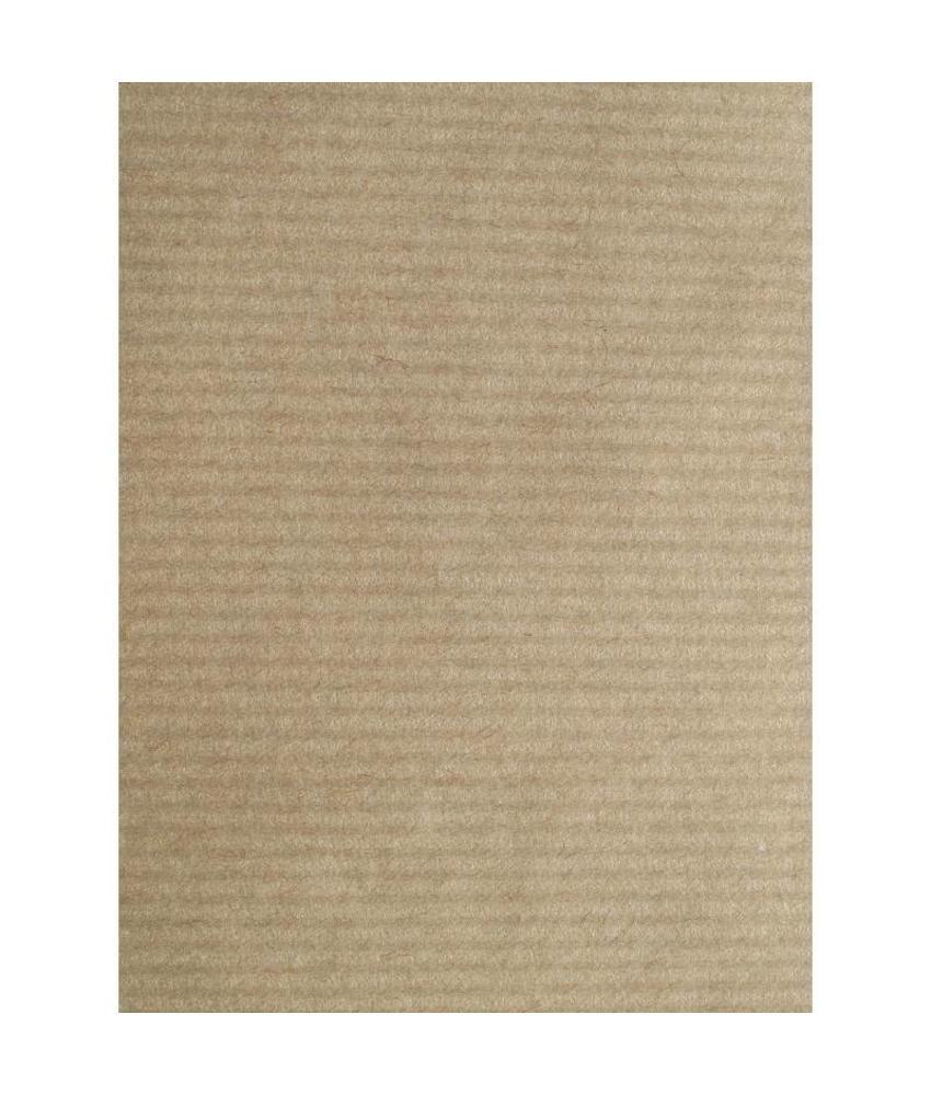 Papieren place-mat lichtbruin 500 stuks