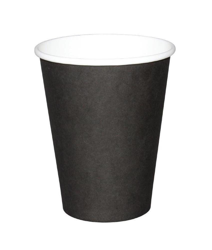 Fiesta Fiesta Hot Cup enkelwandig zwart 34cl x1000 1000 stuks