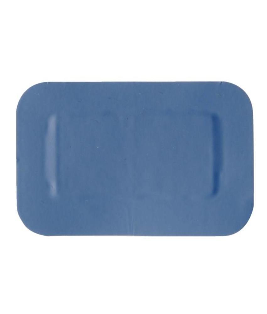 Blauwe patch pleisters 50 stuks