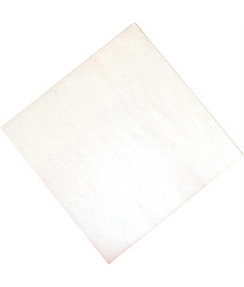 FASANA Professionele papieren servetten 40cm wit 1000 stuks