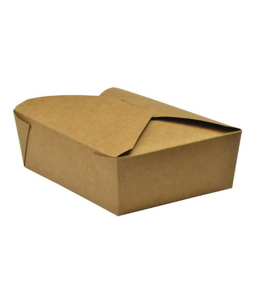VEGWARE Vegware voedseldoosje 105cl 150 stuks