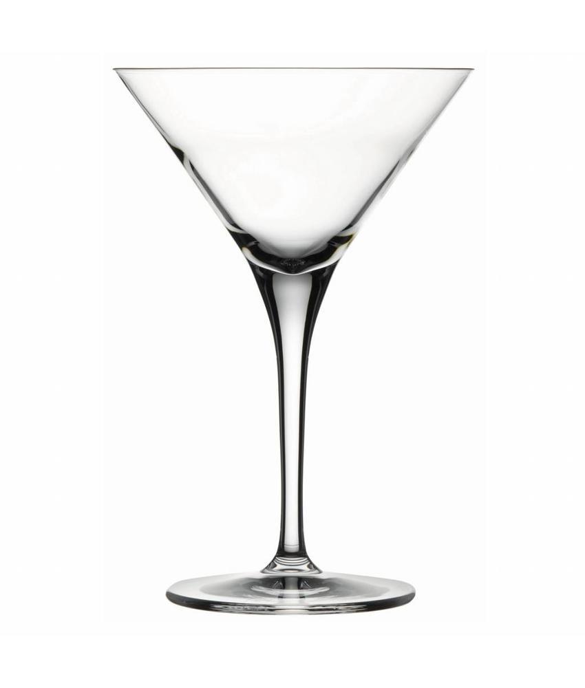 Nude Fame martiniglas 235 ml                  6 stuk(s)
