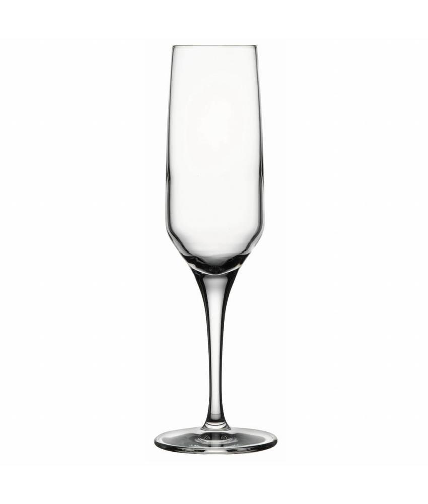 Nude Fame champagneglas 210 ml                6 stuk(s)
