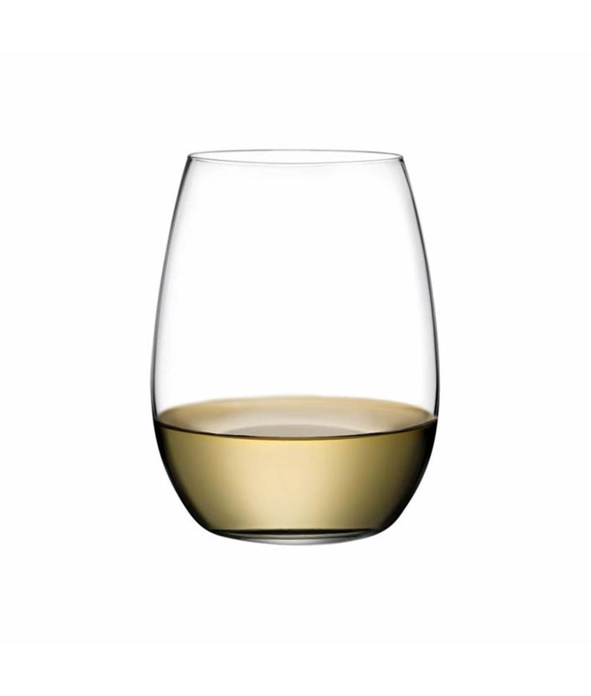 Nude Pure witte wijnglas 370 ml 6 stuk(s)