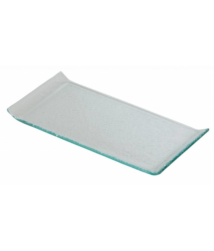 Stylepoint Glasbord up rechthoekig 24,5 x 12 cm 6 stuk(s)
