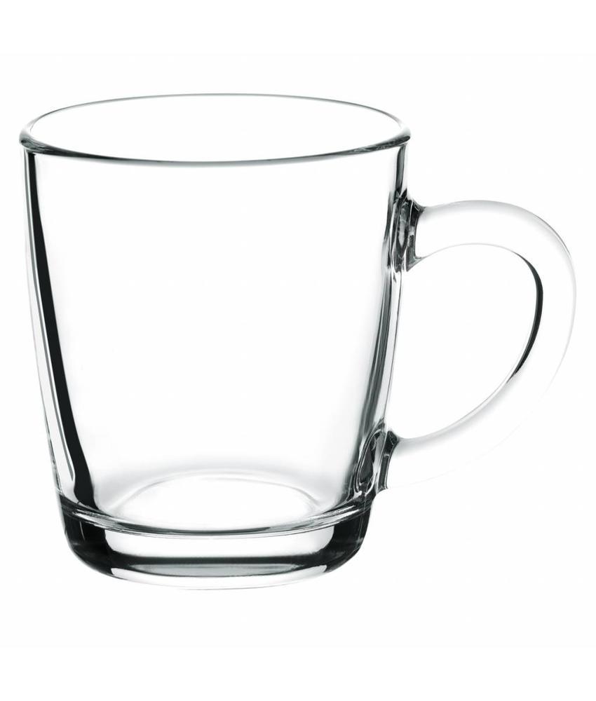 Stylepoint Thee- & koffie glas (gehard) 340 ml      12 stuk(s)