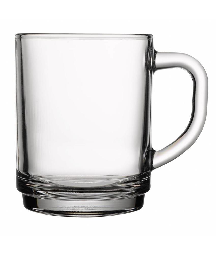 Stylepoint Thee- & koffie glas (gehard) 255 ml      12 stuk(s)