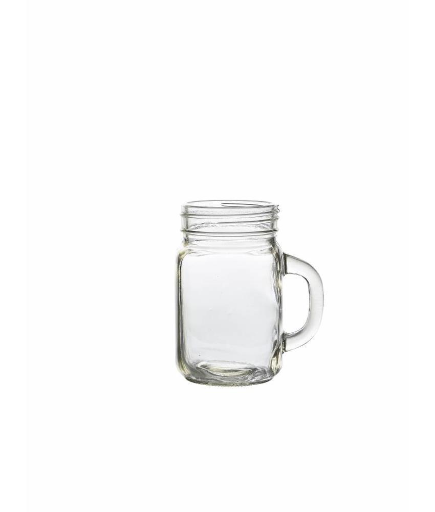 Stylepoint Mason Jar 450 ml 12 stuk(s)