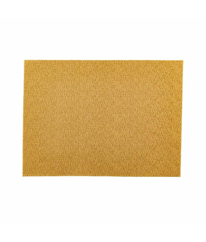 Stylepoint Placemat rechthoekig Beige/gestreept 45 x 33 cm 24 stuk(s)