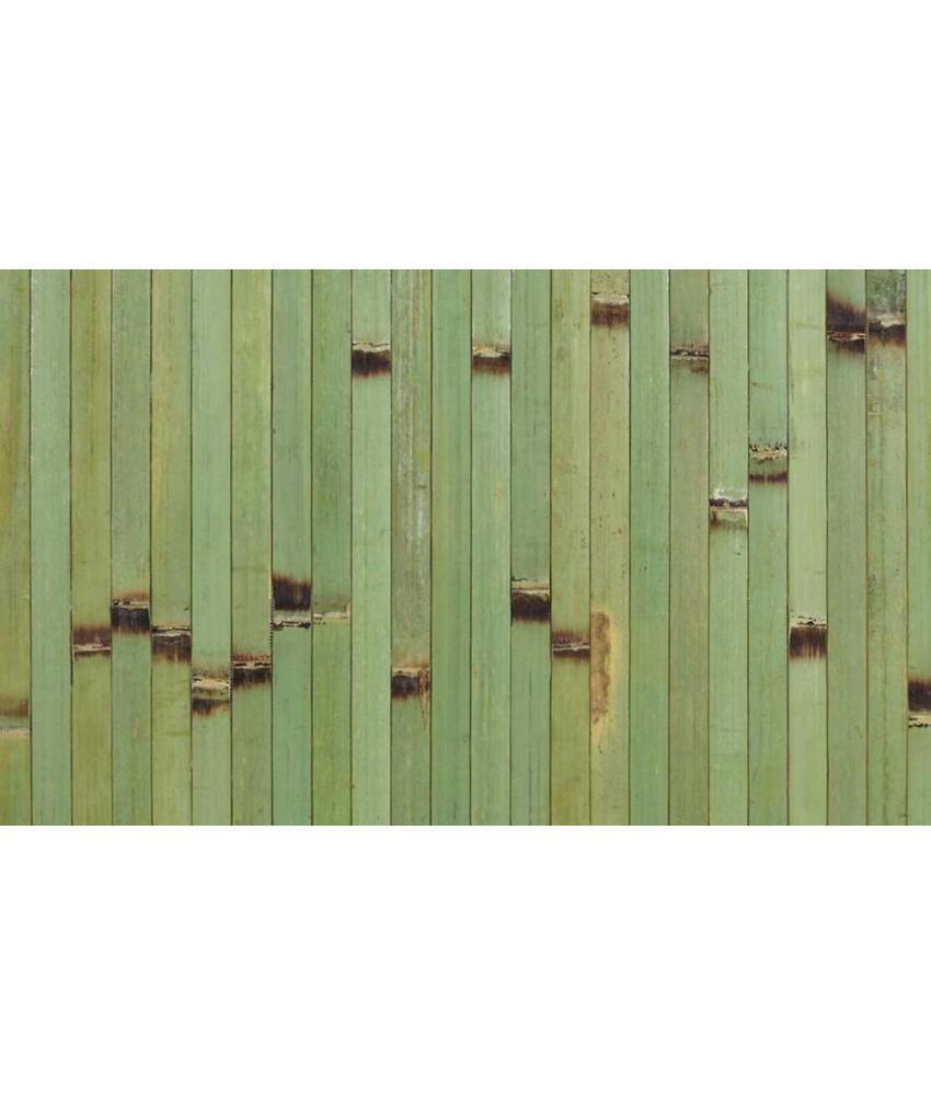 Stylepoint Placemat rechthoekig Bamboo Groen 45 x 33 cm 12 stuk(s)