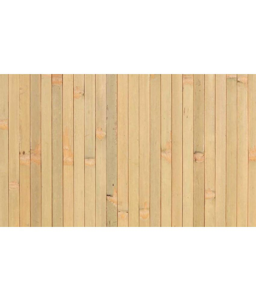 Stylepoint Placemat rechthoekig Bamboo Naturel 45 x 33 cm 12 stuk(s)