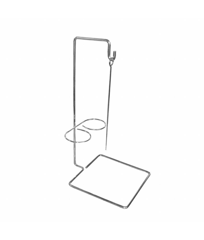Stylepoint RVS spieshouder 47 x 21 cm 1 stuk(s)