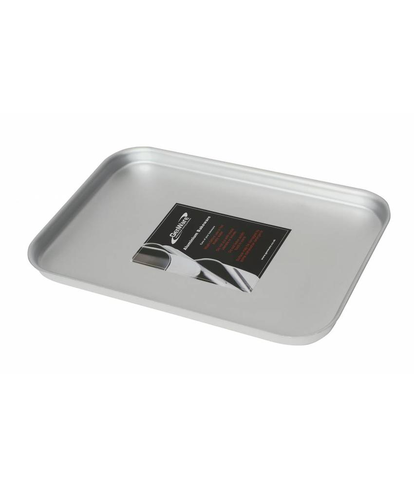 Stylepoint Aluminium dienblad 31,5 x 21,5 x 2 cm 5 stuk(s)
