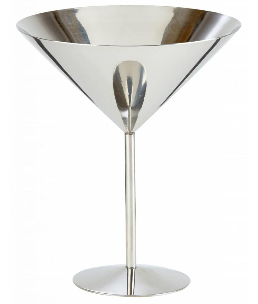 Stylepoint RVS martini glas hoge voet 520 ml 1 stuk(s)