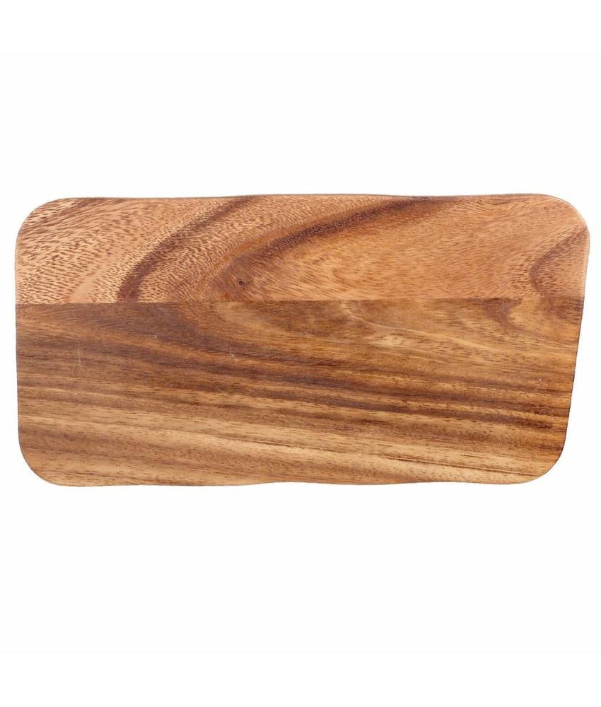 Stylepoint Rechthoekige plank 30 x 14 x 2 cm        1 stuk(s)