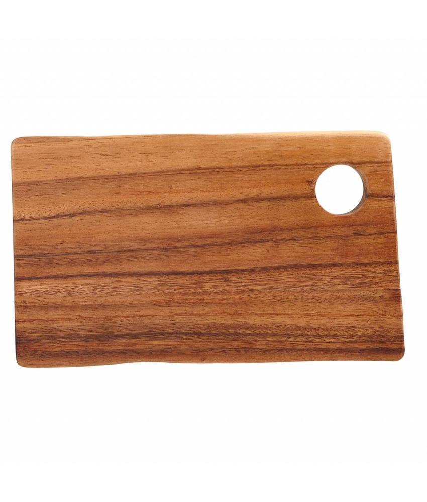 Stylepoint Rechthoekige plank met gat 25 x 14 x 2 cm 1 stuk(s)