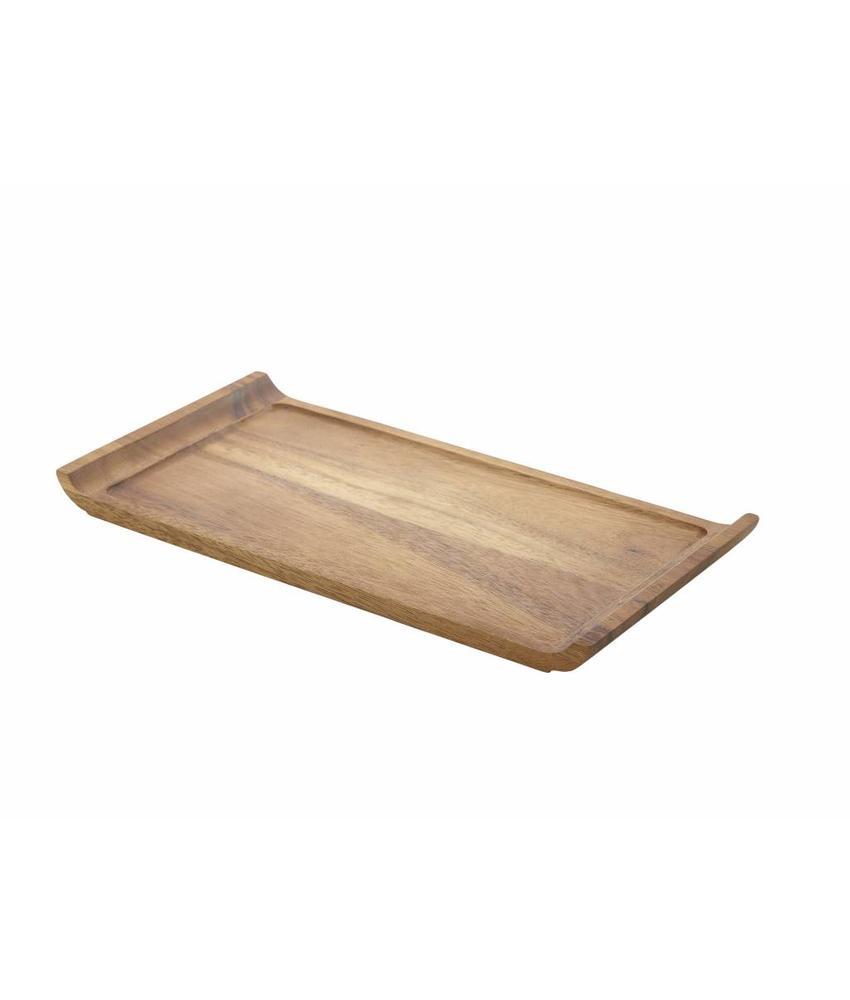 Stylepoint Acacia plank langw. met handvat 33 x 17,5 x 2 cm 3 stuk(s)