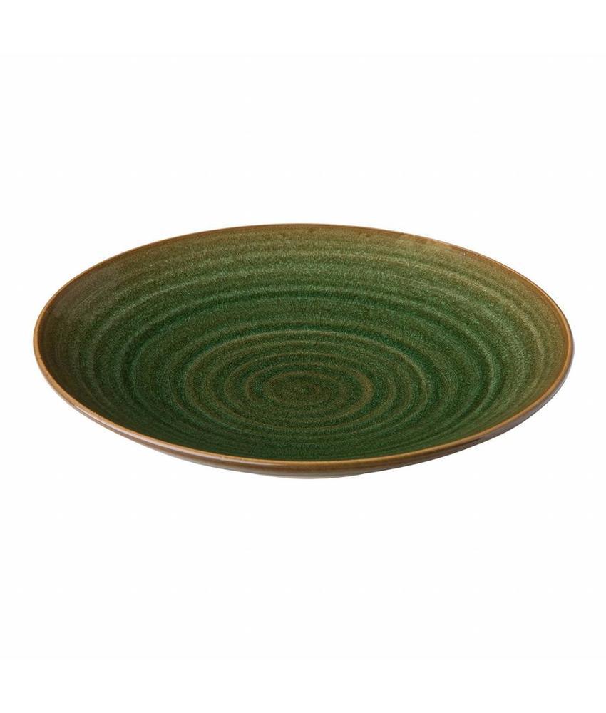 St.James Reactive stoneware coupe bord 28 cm 3 stuk(s)