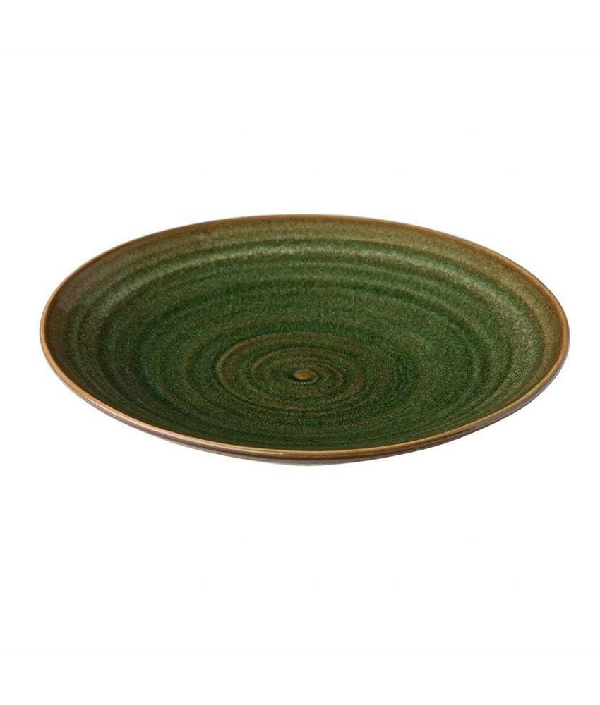 St.James Reactive stoneware coupe bord 21,5 cm 6 stuk(s)