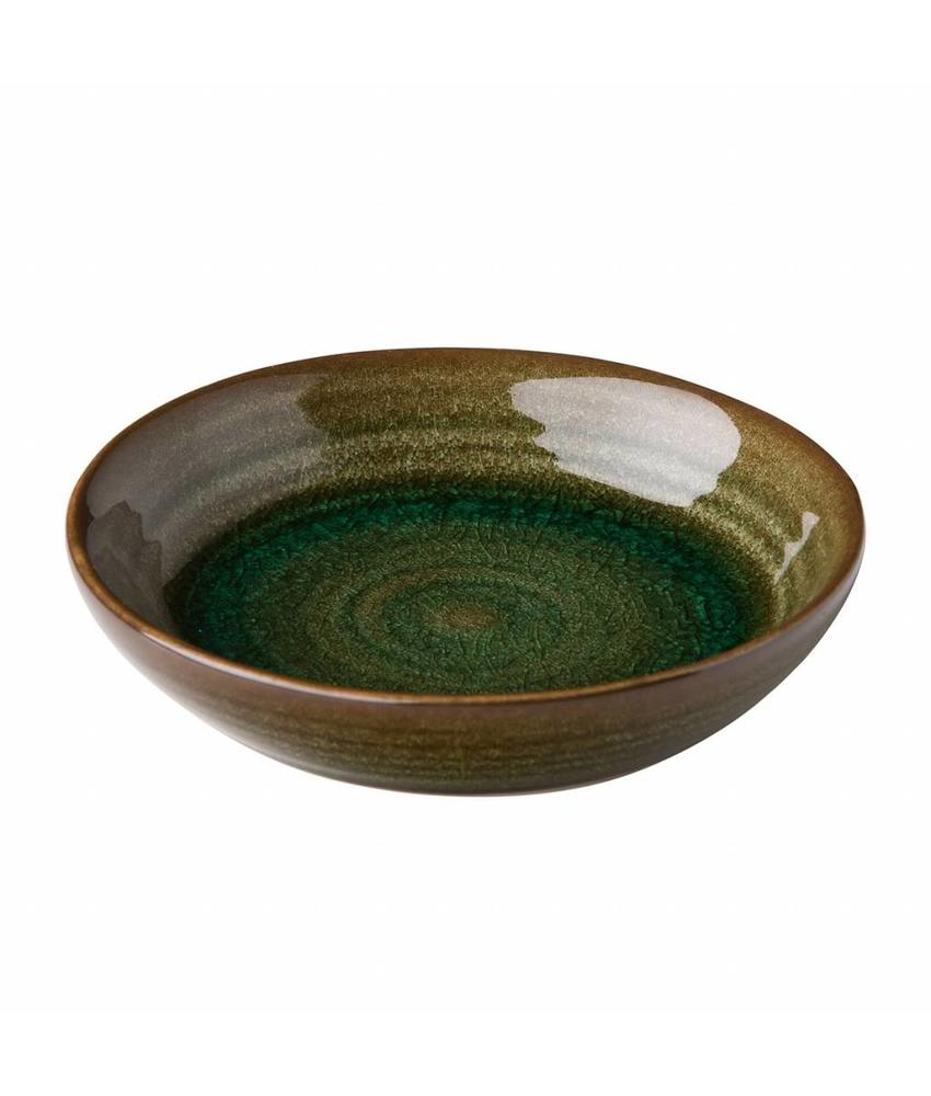 St.James Reactive stoneware kom laag 13,3 cm 6 stuk(s)