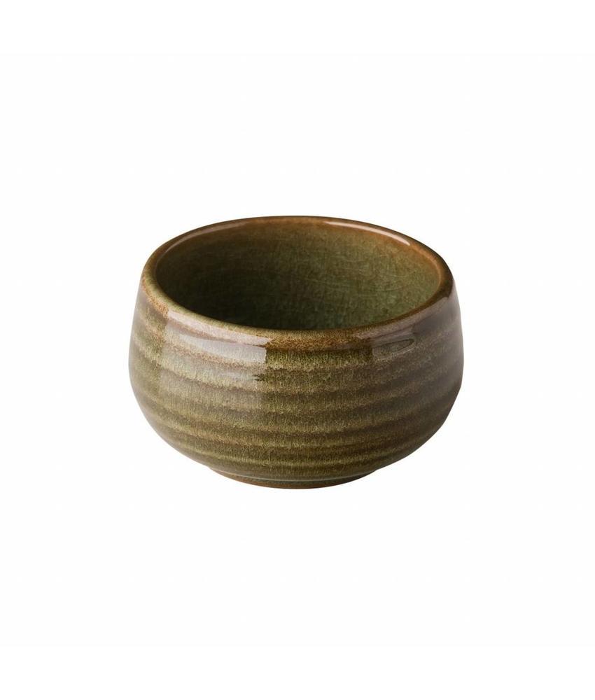 St.James Reactive stoneware dipschaaltje 6,5 cm 12 stuk(s)