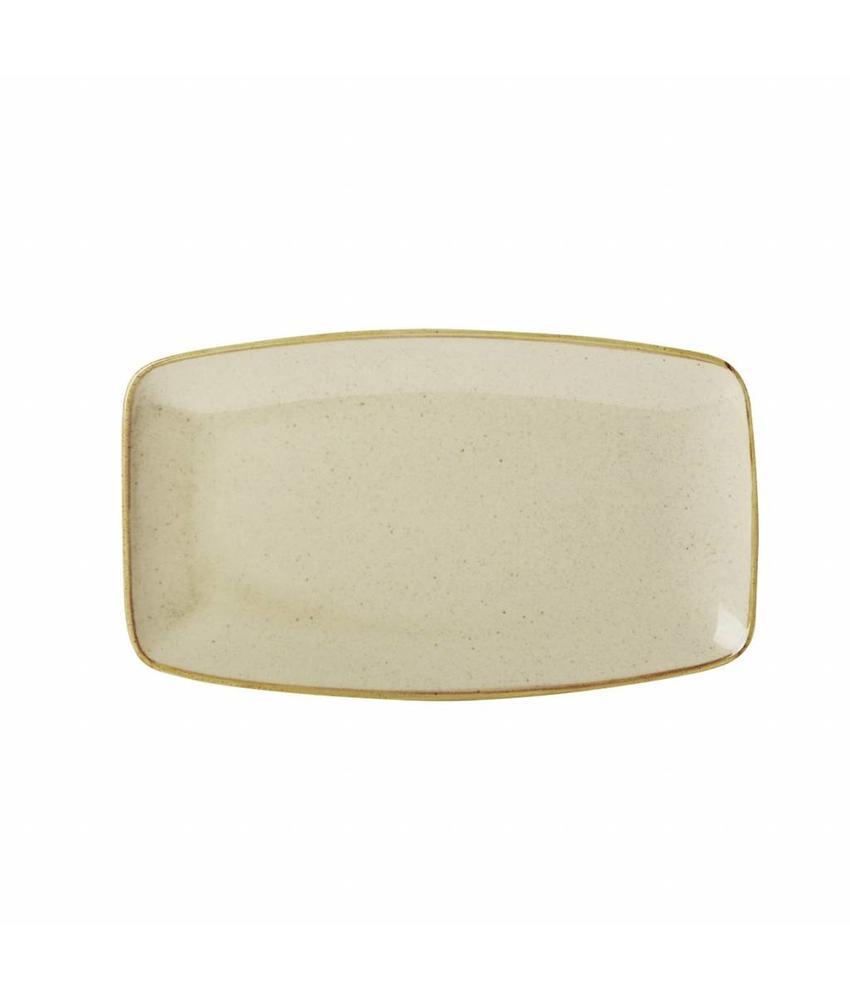 Porcelite Seasons Wheat Rechthoekig bord Wheat 31 x 18 cm 6 stuk(s)
