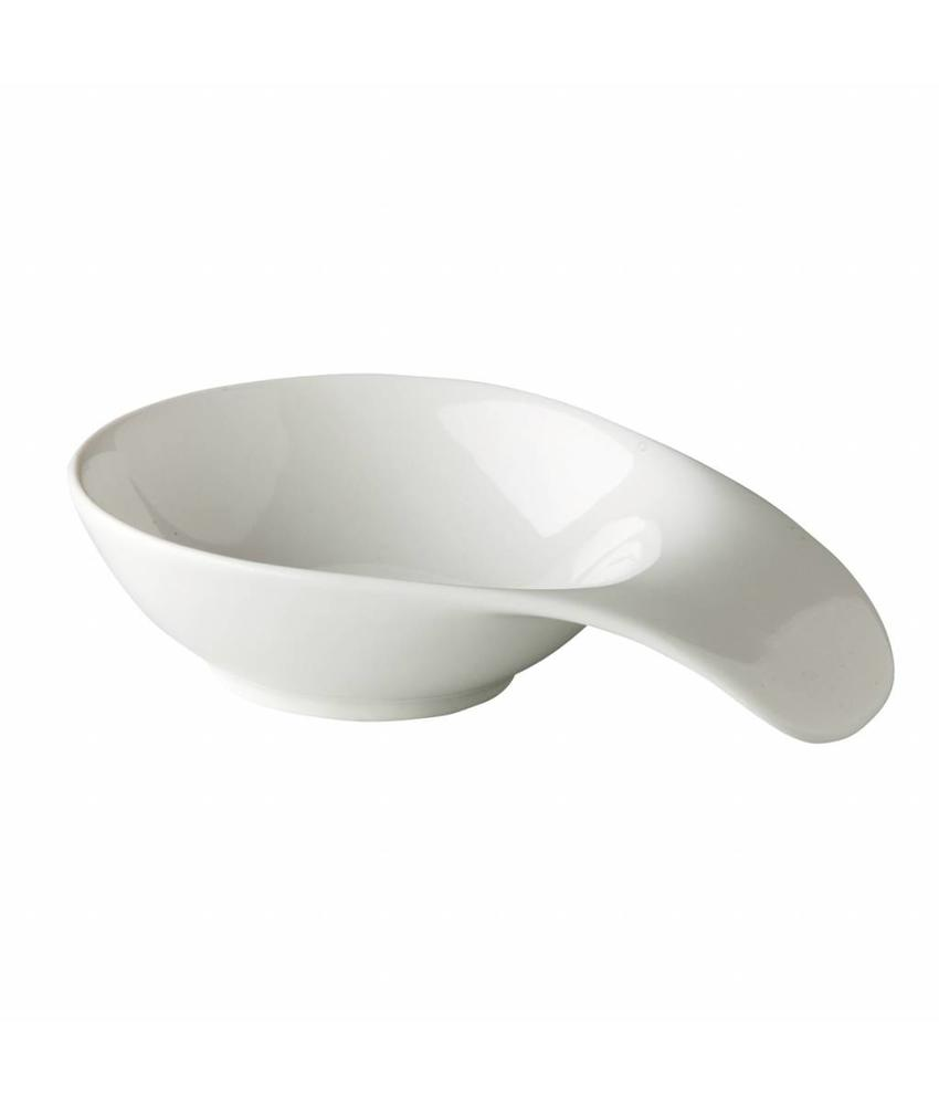 Q Fine China Cloud Amuse kom 16 cm                          24 stuk(s)