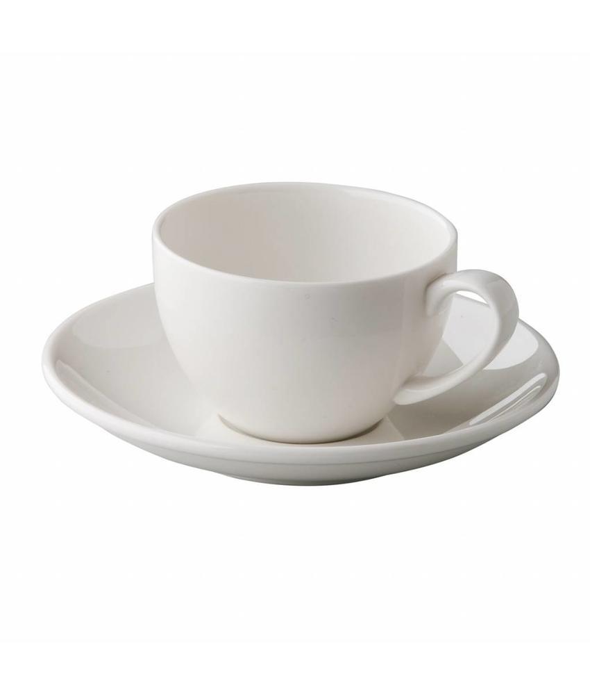 Q Fine China Alles-in-een Klassieke espressoschotel 12,5 cm        24 stuk(s)