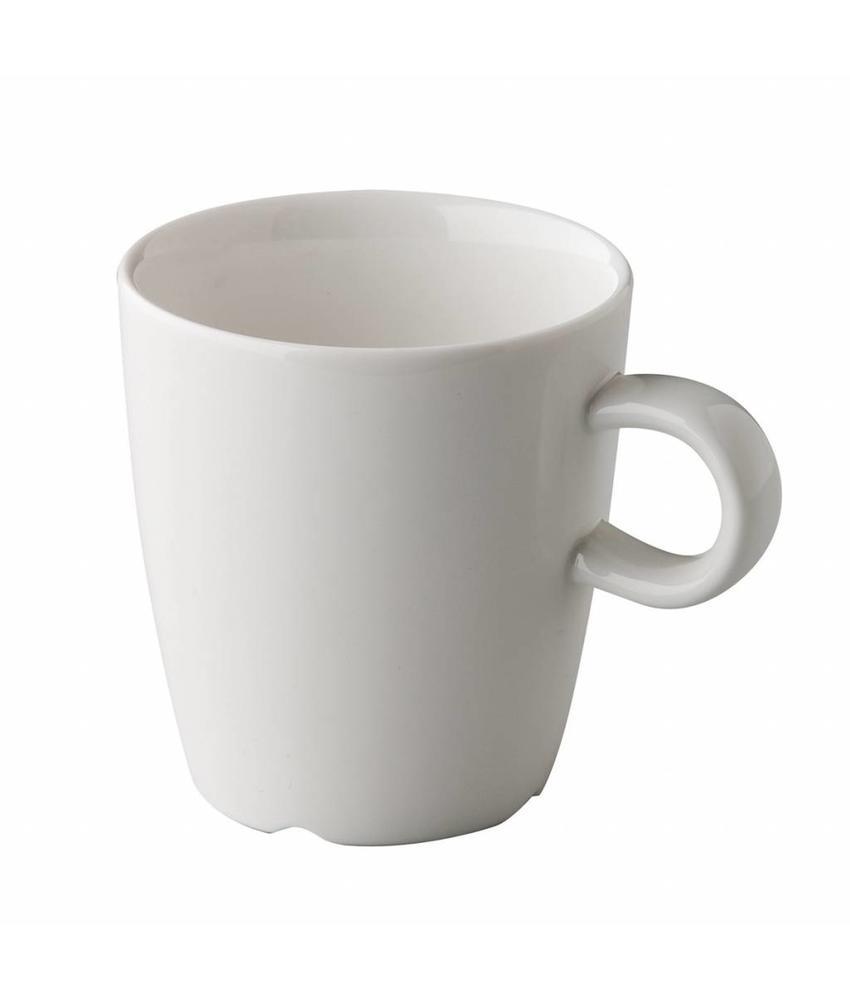 Q Fine China Alles-in-een Koffiekop 220 ml                         24 stuk(s)