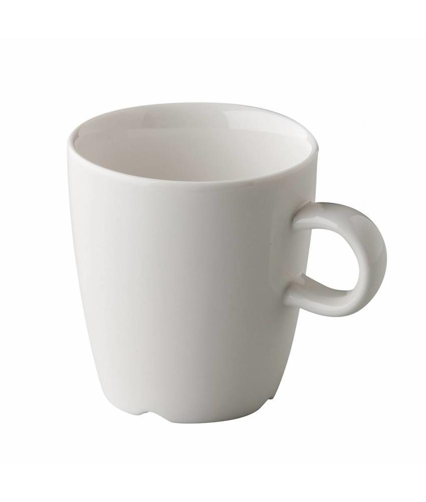 Q Fine China Alles-in-een Koffiekop 170 ml                         24 stuk(s)
