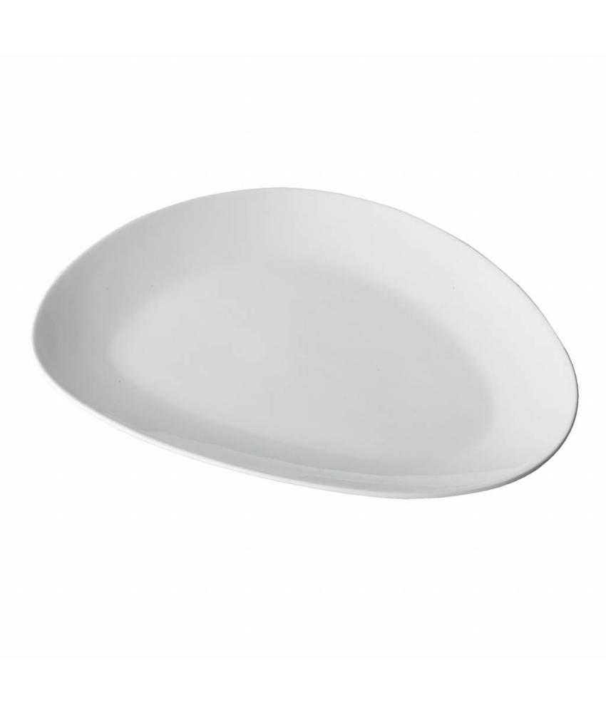 Q Fine China Cloud Cloud bord 30,5 cm                       12 stuk(s)